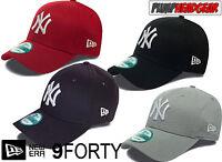 New Era 9Forty League Basic NY Yankees Adjustable Baseball Cap