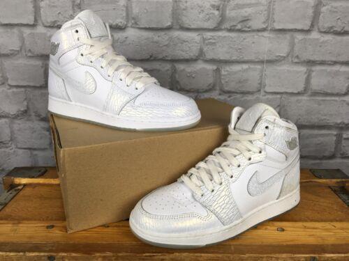 Jordan High Frost Trainers 38 Uk White Niños 5 Nike Eu mujeres para Heiress 1 Air CxP0qzInw