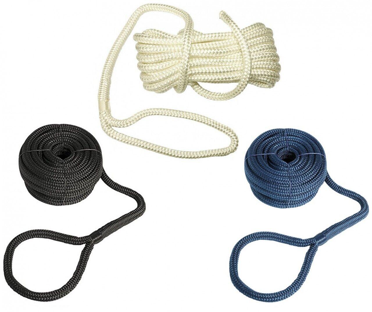 Osculati Polyester Festmacher-Leine mit Auge Tauwerk für Stiefel Yacht Jetski