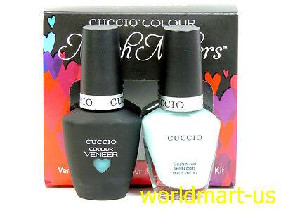 CUCCIO VENEER Match Makers Soak Off Gel Polish & Matching Larquer Color / Part 1