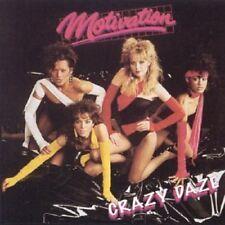 Motivation - Crazy Daze [New CD]
