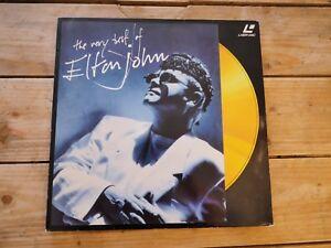 The-very-best-of-Elton-John-LASERDISC-PAL-LD-EX-cover-EX-1990-original