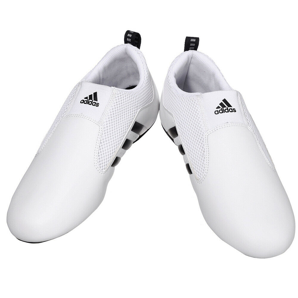 Adidas Taekwondo shoes/Footwear/martial arts shoes/CONTESTANT PRO/WH/BK