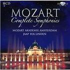 Wolfgang Amadeus Mozart - Mozart: Complete Symphonies (2011)