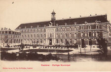 CAMBRAI collège municipal éd lavey