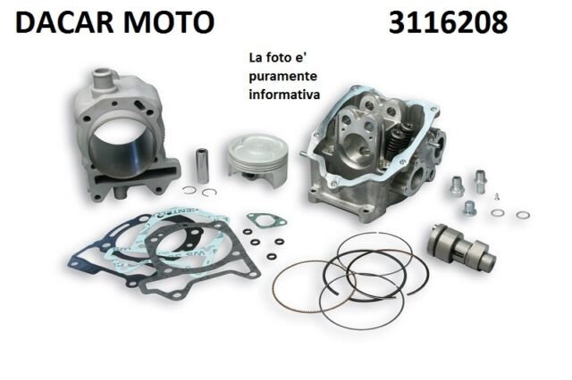 3116208 THERMAL UNIT Malossi POWER CAM PIAGGIO TYPHOON - PROTOTYPE Malossi 125