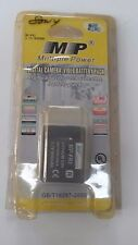 Multiple Power Video Camera Battery MP-FRI.   Compatible Sony DSC-P100/P150....