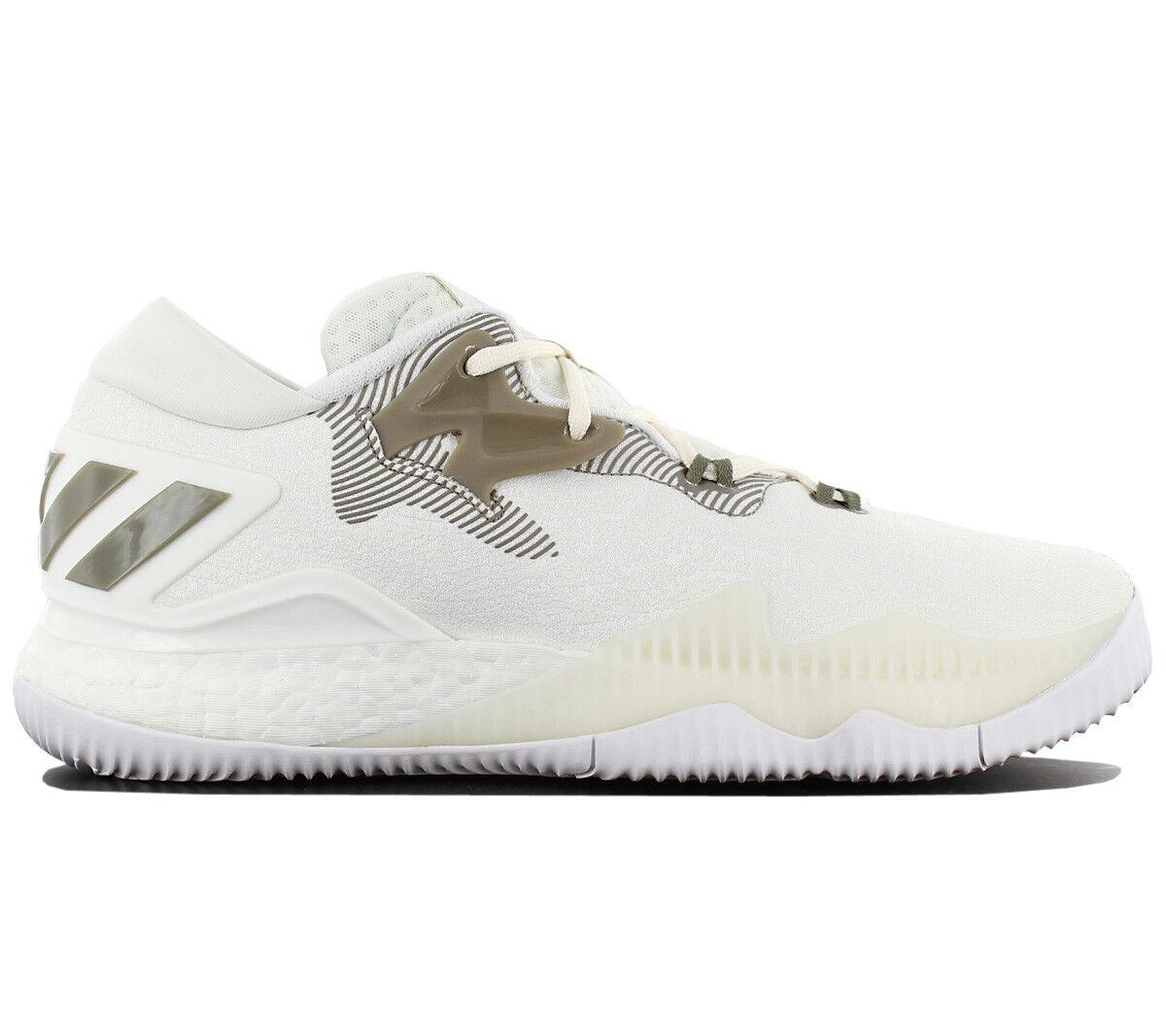 Adidas Crazylight Boost Low Herren Basketballschuhe Turnschuhe Schuhe CQ1198 NEU
