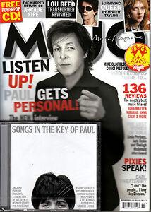 MOJO-11-2013-CD-PAUL-McCARTNEY-Lou-Reed-ROGER-TAYLOR-Shelagh-McDonald-NEW