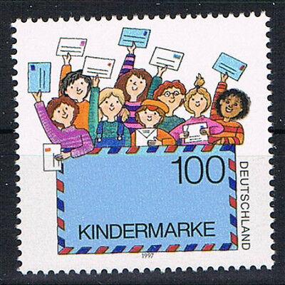 Sammlung Hier 1933 ** Einzelmarke Block 40, Brd 1997 Bereitstellung Von Annehmlichkeiten FüR Die Menschen; Das Leben FüR Die BevöLkerung Einfacher Machen
