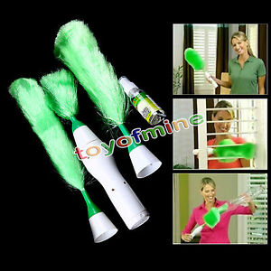 electric go duster as seen on the tv gadget show easy clean use ebay. Black Bedroom Furniture Sets. Home Design Ideas
