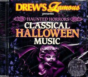 drew s famous haunted horrors classical halloween music sound
