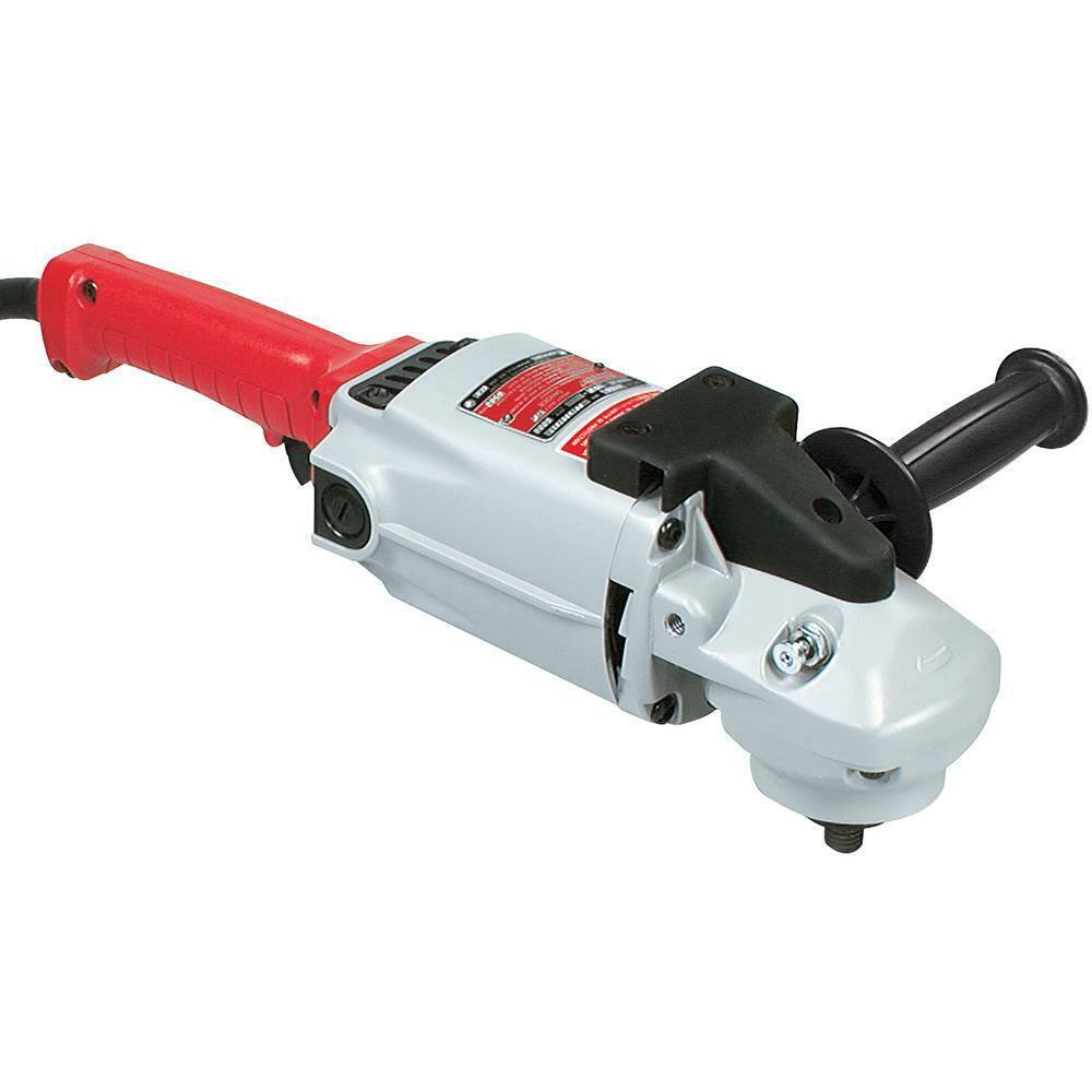 Milwaukee 6065-6 120 AC/DC 3.5 max HP 7-Inch to 9-Inch Sander 5000 RPM w/ Flange. Buy it now for 209.99