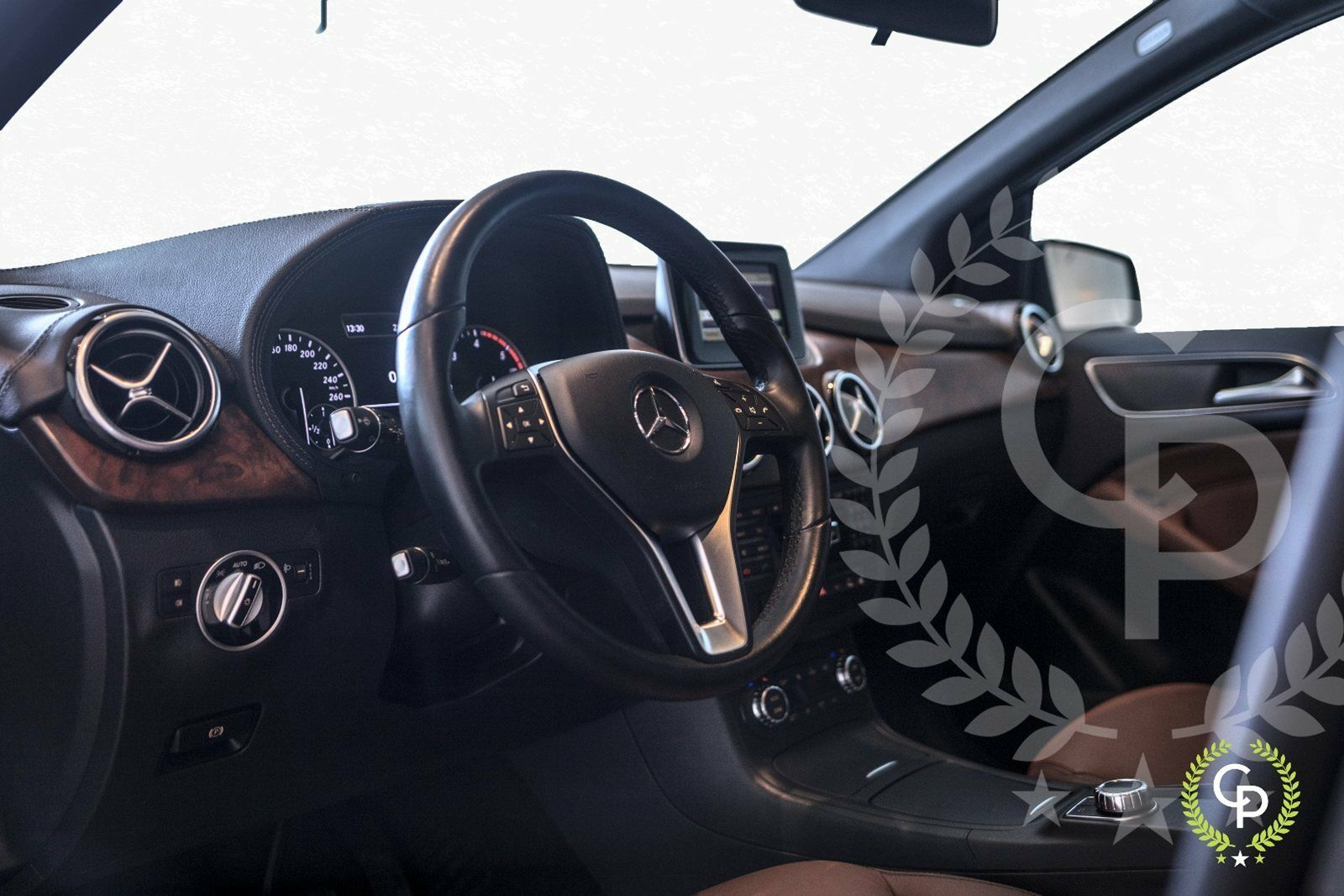 Mercedes B200