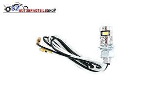 Mini-LED-plaque-d-039-immatriculation-eclairage-chrome-plaque-d-039-immatriculation-eclairage-plaque
