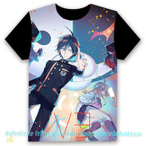 Anime-Danganronpa-V3-T-shirt-Short-Sleeve-Unisex-Casual-Tops-Cosplay-Summer-16