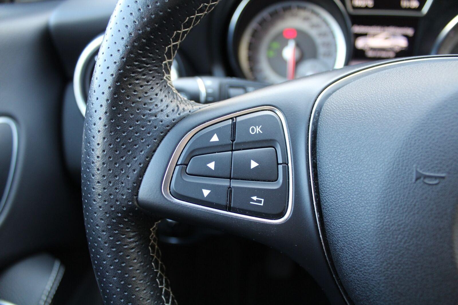 Mercedes CLA200 1,6 Shooting Brake - billede 11