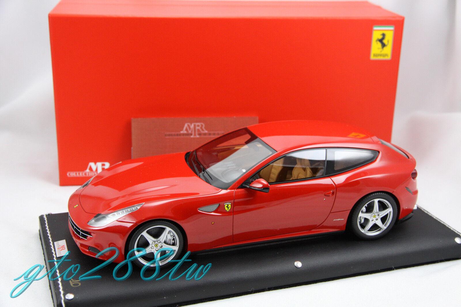 hasta un 65% de descuento El señor escala 1 18 Ferrari FF FF FF (cuatro) 2011-rojo Corsa (Italiano Rojo) LE.199 un.  FE04G  barato en línea