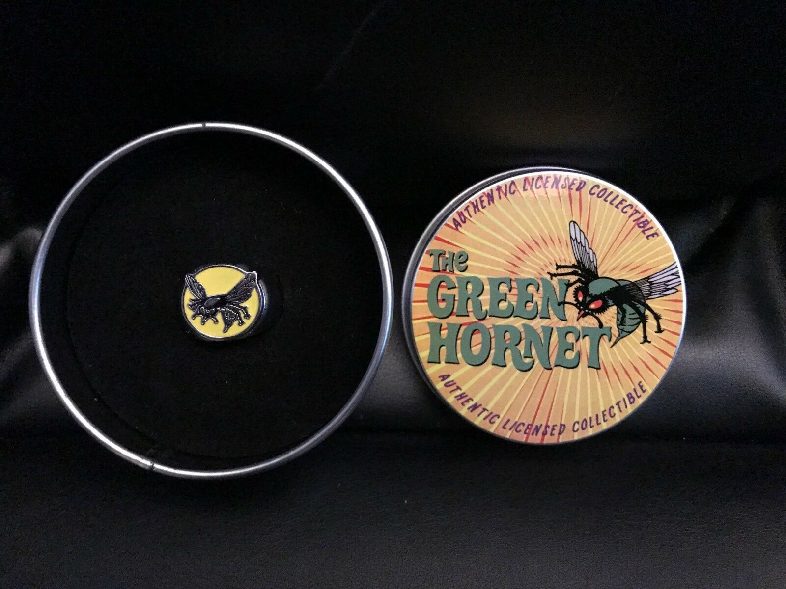 Factory The Green Hornet TV Series Collector Ring Size 10 1 4