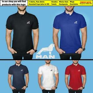 Maserati-Polo-T-Shirt-COTTON-EMBROIDERED-Auto-Car-Logo-Tee-Mens-Clothing-Casual