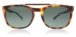 Burberry-Men-039-s-0BE4244-Matte-Light-Tortoise-Grey-Green-One-Size
