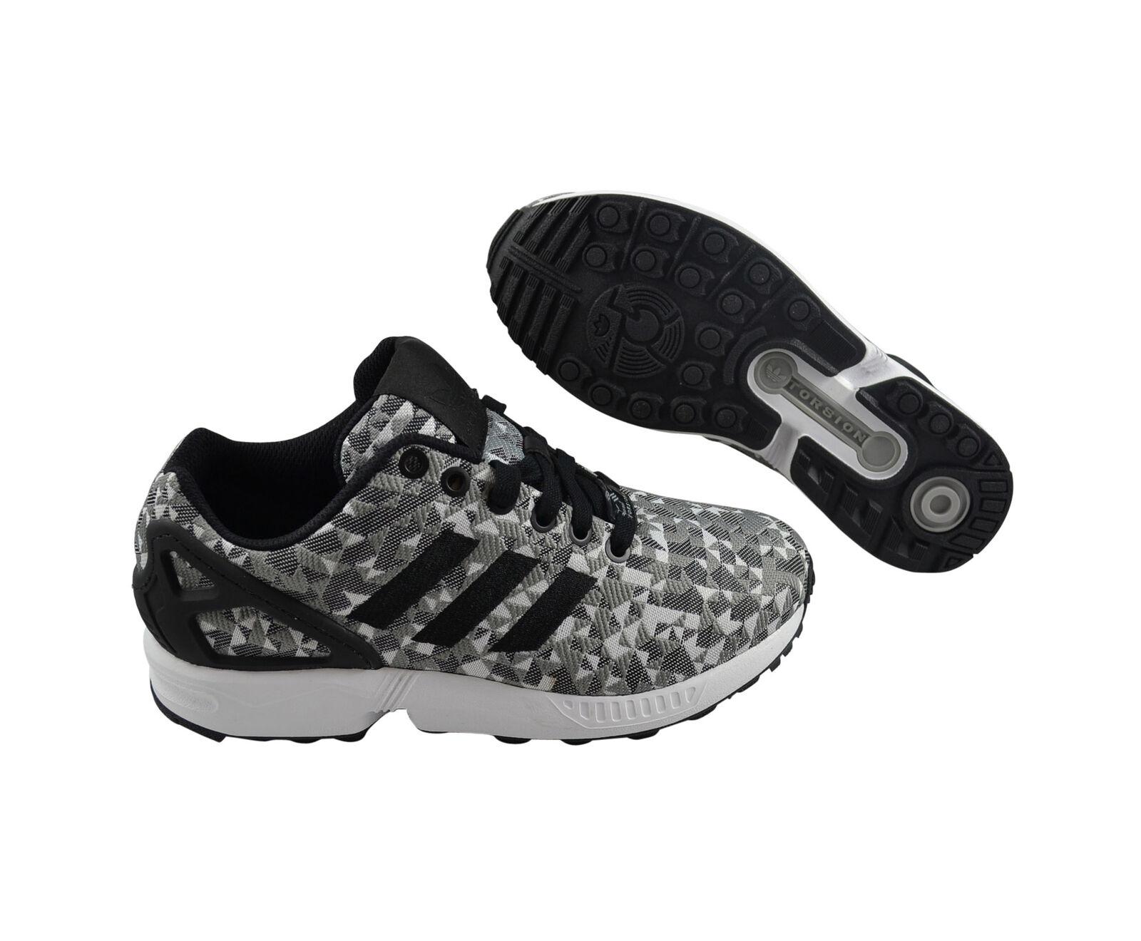 Adidas ZX Flux Weave ftwwht/cblack/chsogr Schuhe/Sneaker grau B34472