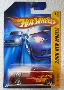2006 HOT WHEELS New Models QOMBEE #017