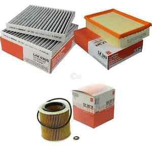 Knecht LA 630//S Filter Interior Air