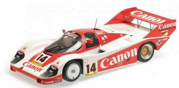 Porsche 956K Canon Racing rd Place Nürburgring 1000 KM 1983 - 1 18 -