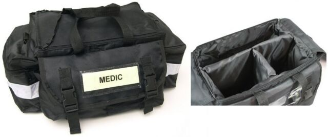 Sports First Aid Bag With Medic Badge - Unkitted / Nurse Paramedic