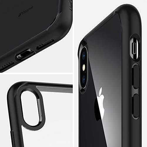 Custodia iPhone XS MAX Spigen Core Armor Cover Case-nero