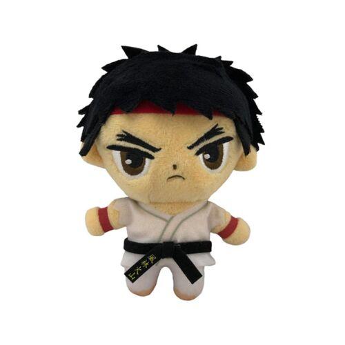 Little Buddy Street Fighter Ryu 6 Inch Plush Dangler NEW IN STOCK