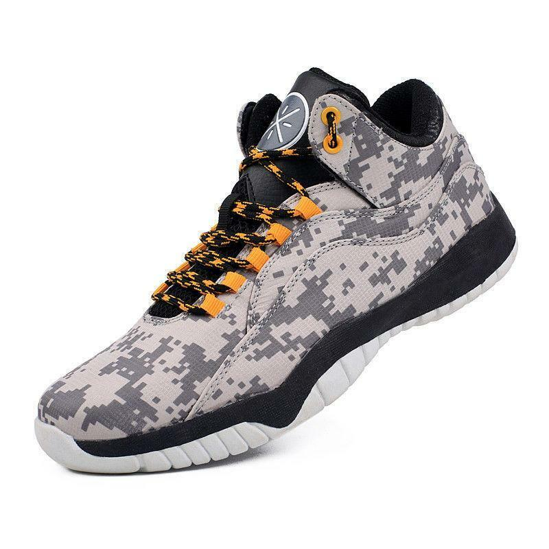 Mens Basketball shoes Outdoor Performance Ankle Boots Youths Athletic Sneakers