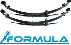 Triton Ml MN 2006 - 2014 Formula Rear Leaf Spring Kit - 20mm Lift at 150 Kg