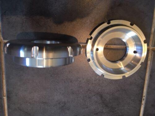 "RIX Engineering 5.25/"" Od Coilover Conversion Kit Escort MK 1//2 Rallye Course"