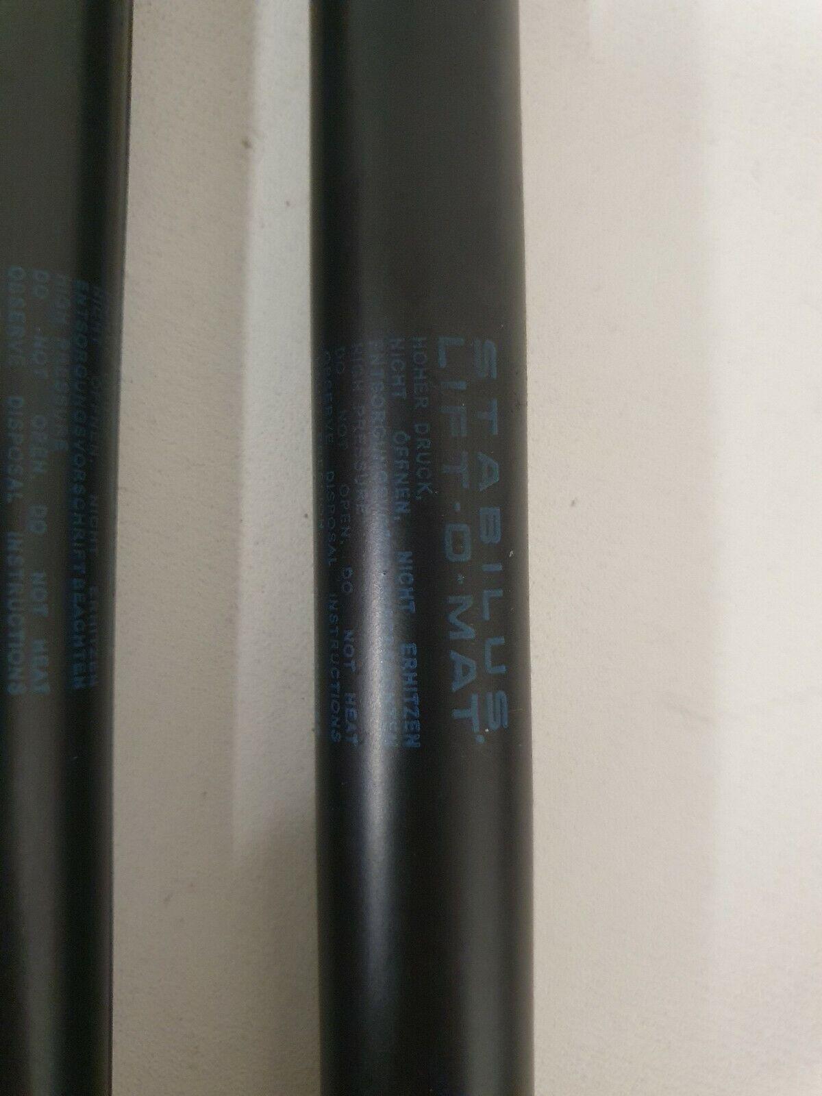 2007 Kofferraum Gasdruckfeder ML5425 8731F8 Maxpow 2x Gasfeder Heckklappe 600N 490mm f/ür P307 2003