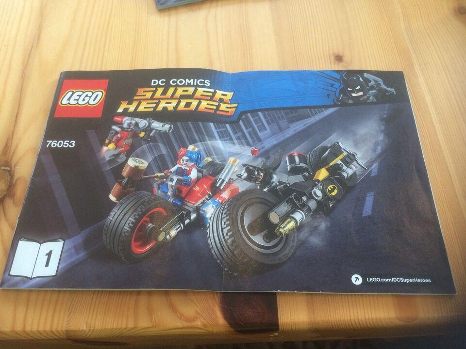 Lego Super heroes, 76053