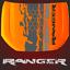 Aufkleber-Ranger-Motorhaube-passt-fuer-Ford-Ranger-Farbspur-4x4-Sticker-4-x-4-US