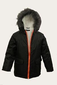 Parka coat age 2 3