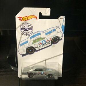 2019 Hot Wheels Larry Wood 50th Series #6//10 Wild Thing Wal-Mart Exclusive