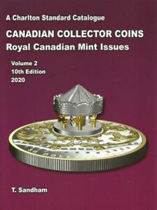 Canadian-Collector-Coins-Vol-2-2020-Charlton-Catalogue-10th-Edition