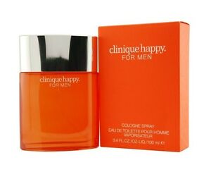 Clinique-Happy-Men-3-4-OZ-100-ML-Eau-De-Toilette-Cologne-Spray-Nib-Sealed