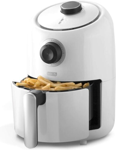 N Dash 2qt DCAF150GBWH02 Compact Air Fryer Oven Cooker with Temperature Control
