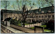 "New Orleans, Louisiana Postcard ""The Archbishopric, Oldest Building in LA"" 1910s"