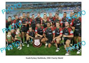 8x6-PHOTO-SOUTH-SYDNEY-RABBITOHS-TEAM-2006-CHARITY-SHIELD-WIN