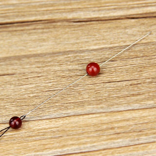 Miyuki Size 15//0 Round Seed Beads 15-272 Lined Pale Pink 8.2g Tube J94//6