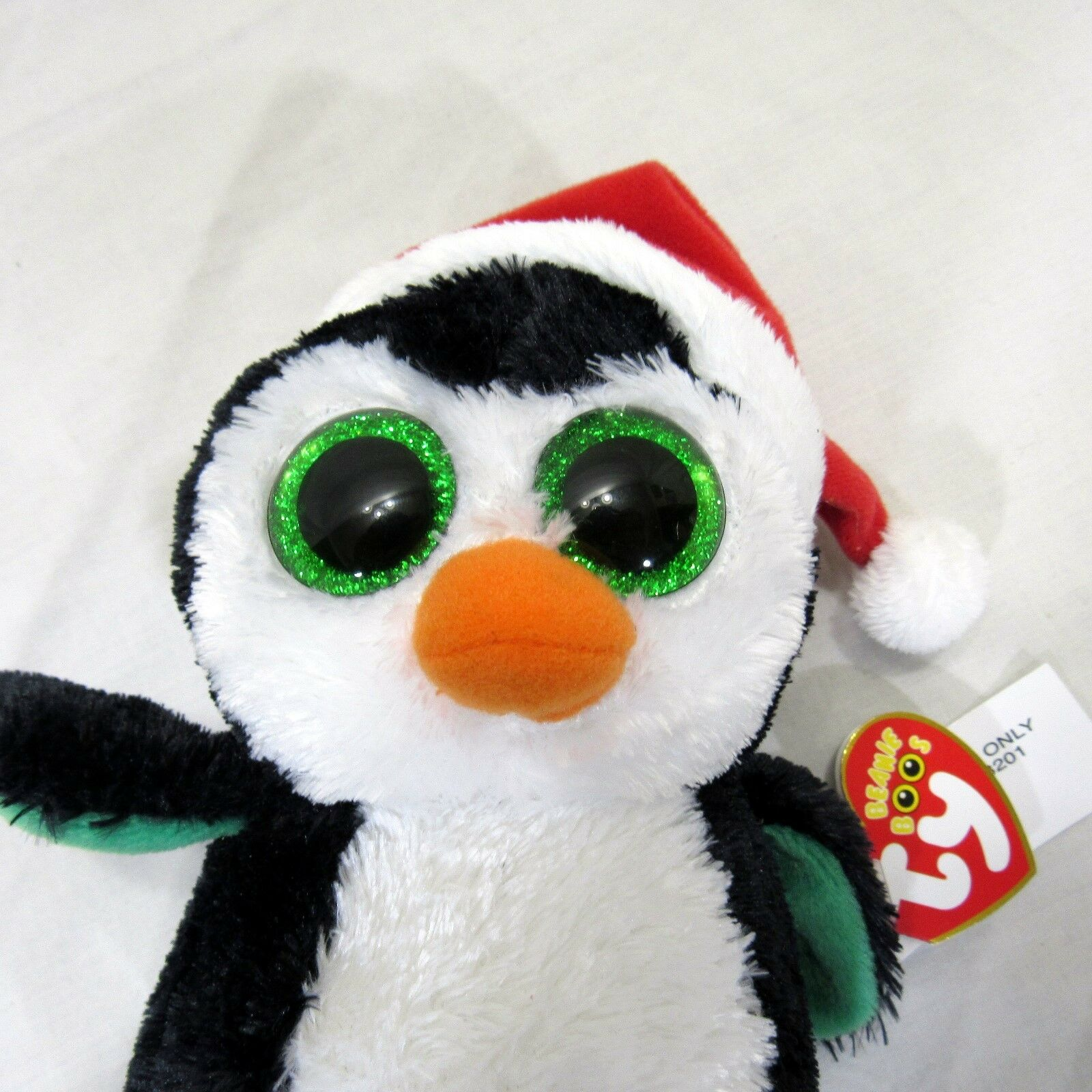 Ty Beanie Boos Igloo 6  Holiday Holiday Holiday Penguin Mint with Mint Tags 4f8683