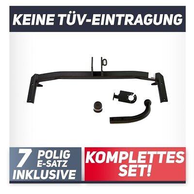 Volkswagen Polo III 6N2 Variant 97-02 Anhängerkupplung starr+E-Satz 7p