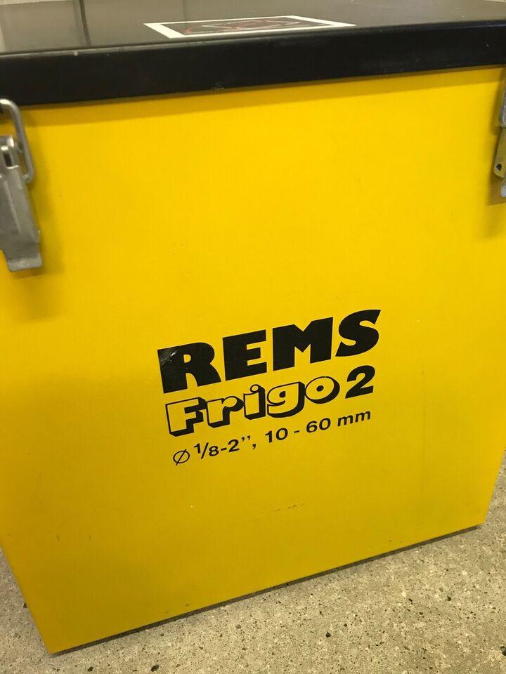 Andet elværktøj, Rems