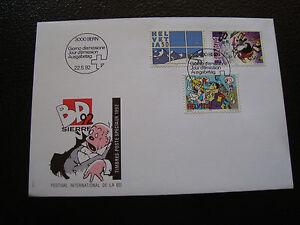 Switzerland-Envelope-1er-Day-22-5-1992-cy61-Switzerland